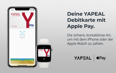 Pressemitteilung: YAPEAL goes Apple Pay