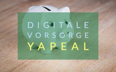 Externer Artikel: Digitale Vorsorge YAPEAL