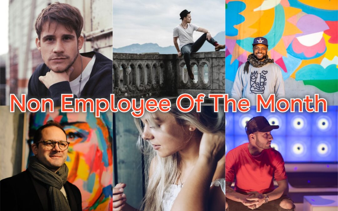 Non Employee Of The Month