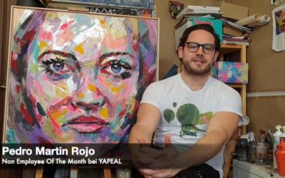 Pedro Martin Rojo