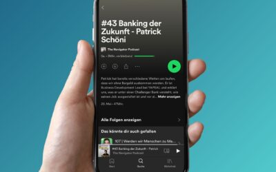 The Navigator Podcast: Banking der Zukunft.